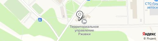 Пятница на карте Ржавок