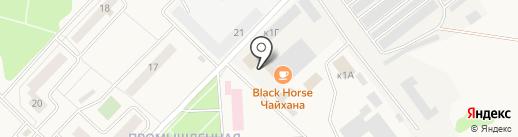 Удобный на карте Ржавок
