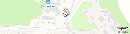 ArchDesignBuilding на карте Менделеево