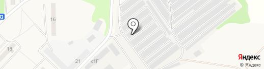 Автолюбитель 2 на карте Ржавок
