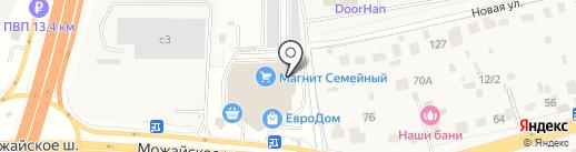 Участковый пункт полиции на карте Акулово