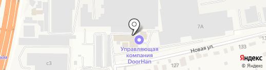 Банкомат, Промсвязьбанк, ПАО на карте Акулово
