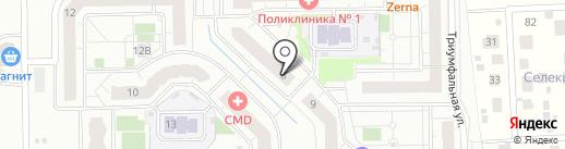 Smile SPA на карте Одинцово