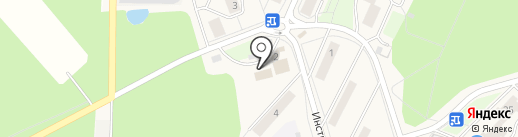 Qiwi на карте Менделеево