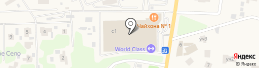 Coon на карте Жуковки