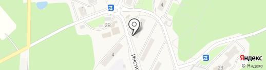 Мастерская по ремонту обуви на карте Менделеево