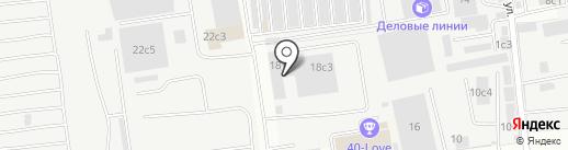 Терем Арт на карте Одинцово