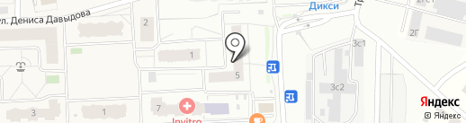 Микстурка на карте Одинцово