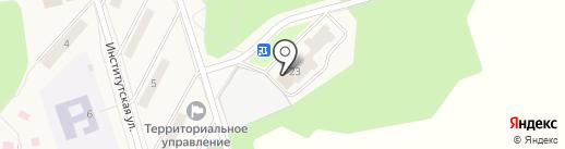 Платежный терминал, Московский кредитный банк, ПАО на карте Менделеево