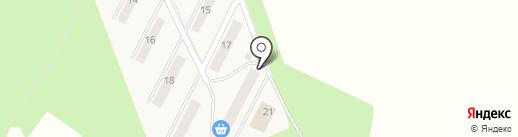 Евродом на карте Менделеево