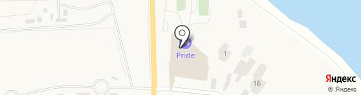Pride на карте Жуковки