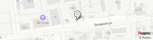 Неруд-Доставка-Сервис на карте Одинцово