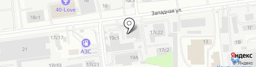 Скорпио-Аромат на карте Одинцово