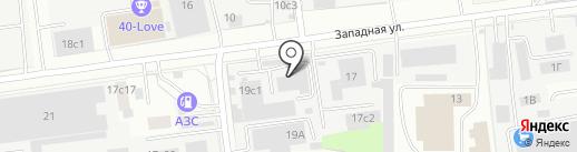 Югран на карте Одинцово