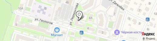 Il Bello на карте Красногорска