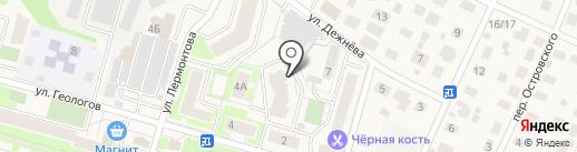 Профильпром на карте Красногорска
