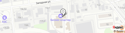 Балтвент-М на карте Одинцово
