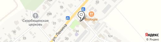 Дичь на карте Ильинского
