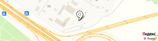 Магазин дверей на карте Ржавок
