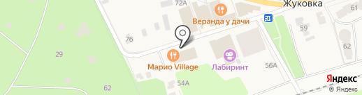 Pro Trener на карте Жуковки