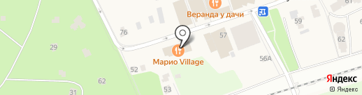 Илзе Лиепа на карте Жуковки