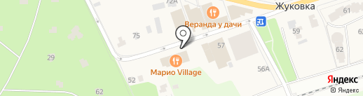 GallaDance на карте Жуковки