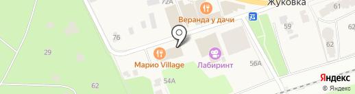 Fresh на карте Жуковки
