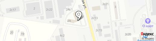 GreenDECO на карте Одинцово