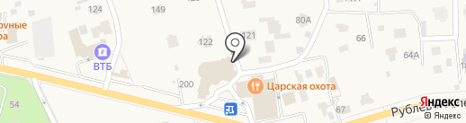 La Maree на карте Жуковки