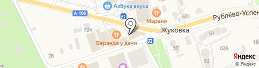 Мастерская Классического Костюма на карте Жуковки