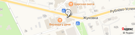 Kalinka Realty на карте Жуковки