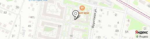 Urban Group на карте Красногорска
