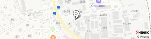 Декор Фасад на карте Одинцово