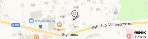 Domoff Group на карте Жуковки