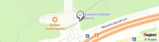 Лавка правильной еды на карте Одинцово