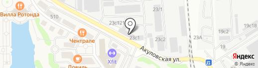 HDCenter.RU на карте Одинцово