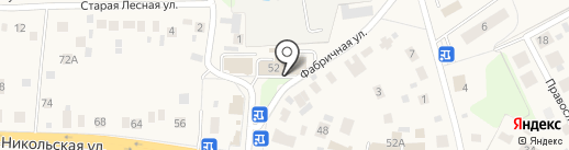 Столовая на карте Красногорска