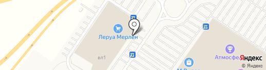 Банкомат, Сбербанк, ПАО на карте Ржавок