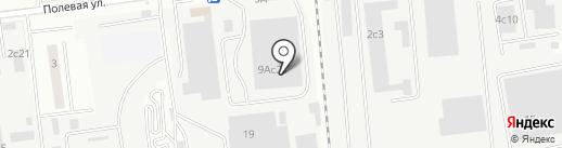 Арал Плюс на карте Одинцово