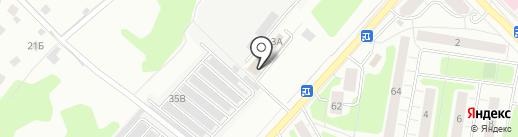 Zirrus Expo на карте Одинцово