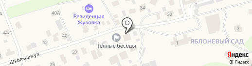 Скоро Буду на карте Жуковки