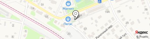 Легион-С на карте Красногорска