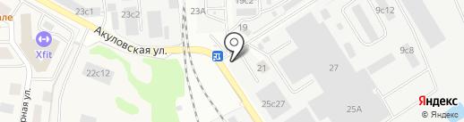 Шинсервис на карте Одинцово