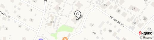 Friday Village на карте Юрлово