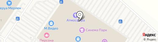 Букле на карте Ржавок