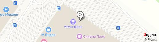 Ангстрем на карте Ржавок