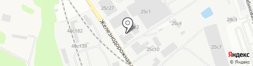 Vivakitchen на карте Одинцово