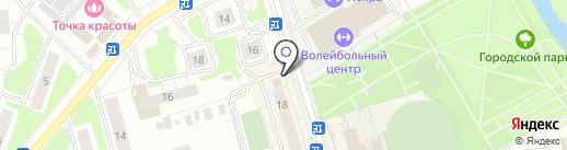 ГлавТабак на карте Одинцово