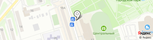 Магазин продовольственных товаров на карте Одинцово