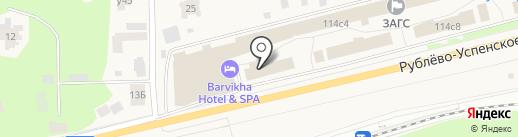 Mercury на карте Барвихи